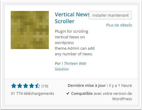 Cómo mostrar las noticias en WordPress en un deslizador vertical ...