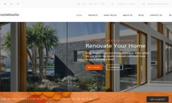 Constructo-theme WordPress-se criar-site-d'architecte