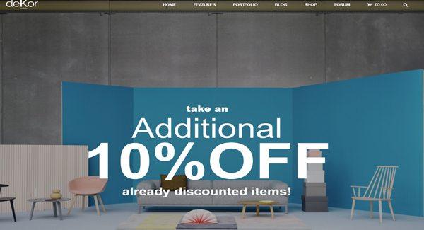 DeKor-thème-WordPress-pour-créer-un-site-de-décoration-intérieure