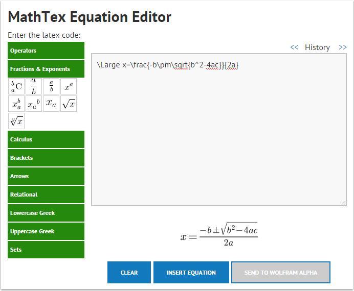 editeur-mathtext