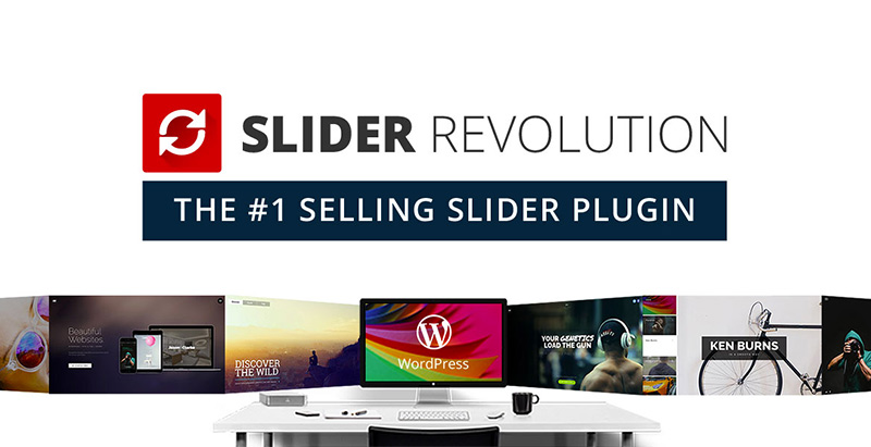 Revolución deslizador Plugin de WordPress para crear una ...