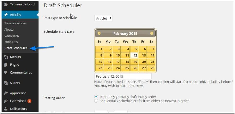 draft-scheduler-menu