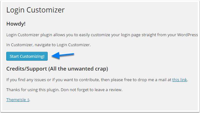 Cómo personalizar la página de inicio de sesión de WordPress ...