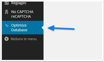 optimize-database-menu