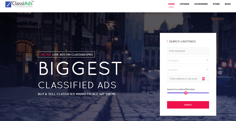 4 Temas de WordPress para crear un sitio anuncio | BlogPasCher