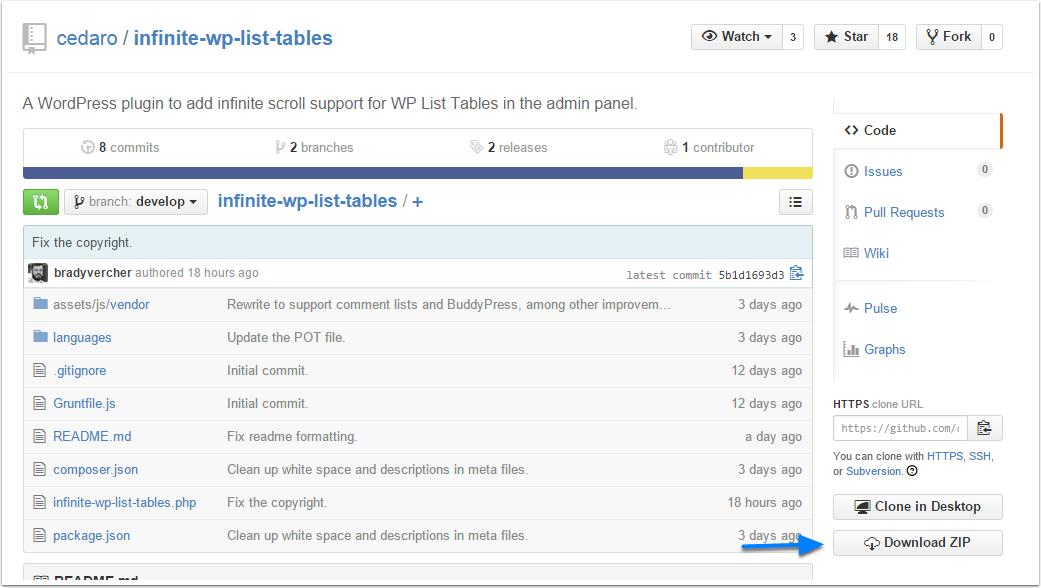 Cómo agregar un desplazamiento infinito en su panel de WordPress ...