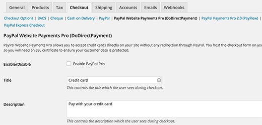 paypal-woocommerce
