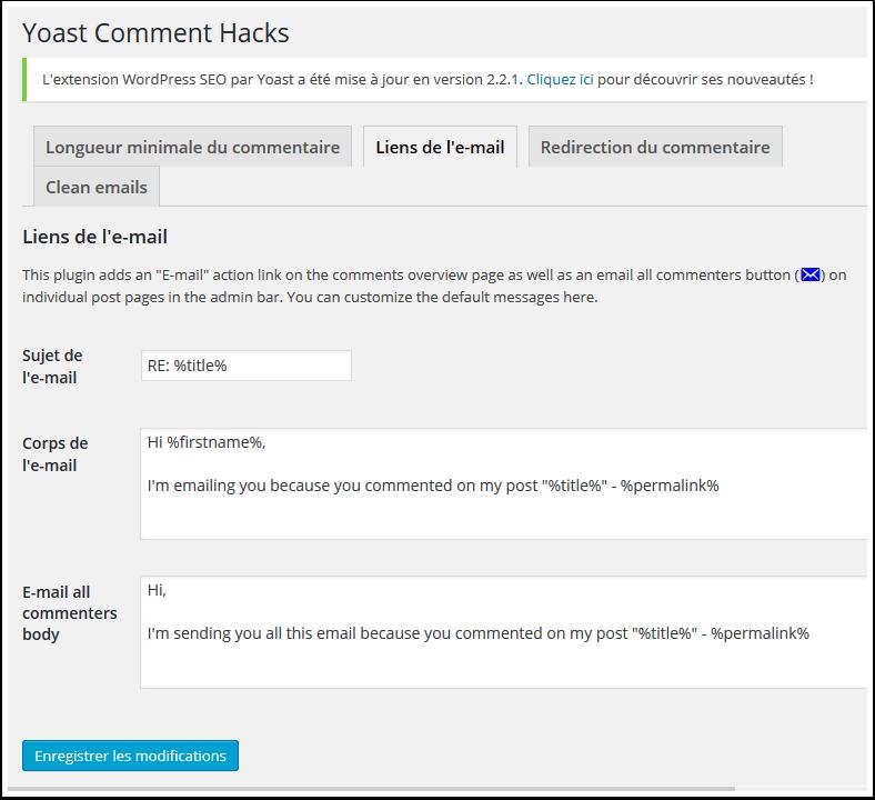 Yoast-how e-mail-links