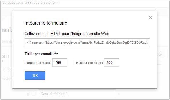 Comment intégrer les formulaires Google sur WordPress