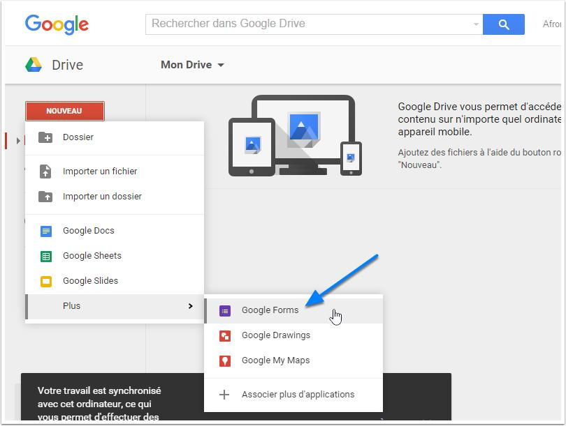google-drive-forms