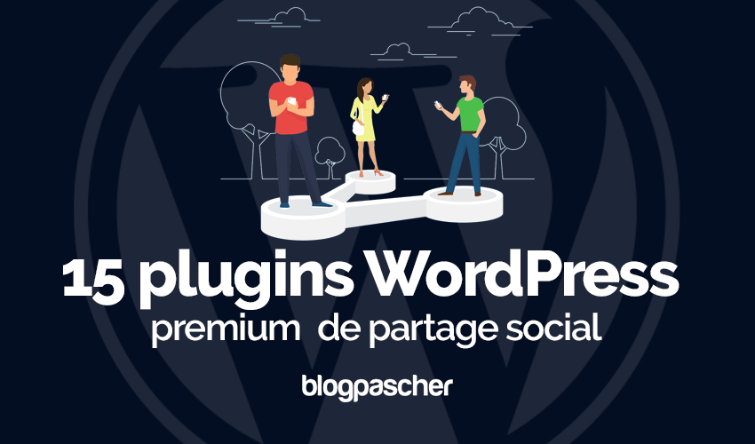 Plugin Wordpress Partage Social