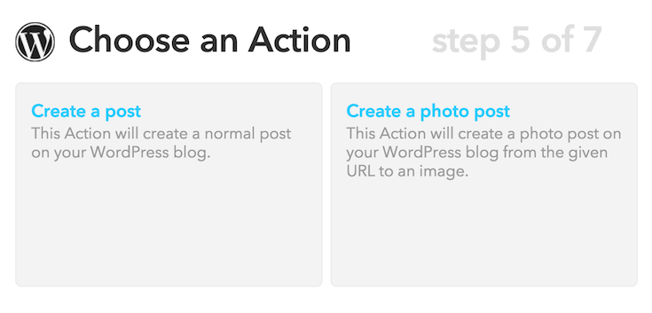 IFTTT-WordPress-Post