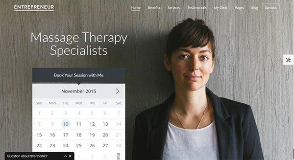 criar-site-internet-com-reserva-sistema-em-linha-reserva-terapeuta-doctor-Spy-preço-criação