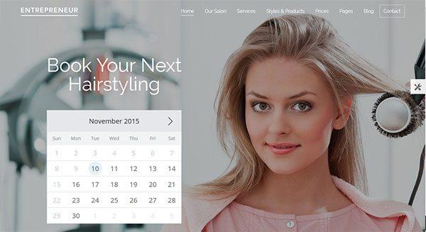 price-criar-site-internet-reserva-sytem-reserva e-salão de beleza-cabelo-preço-criação