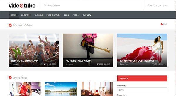 vídeo-tubo-theme-wordpress-crear-blog-video-precios-precio-creación