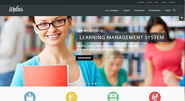 wplms-theme-wordpress-crear-web-site-educación-venta-precio online-formación