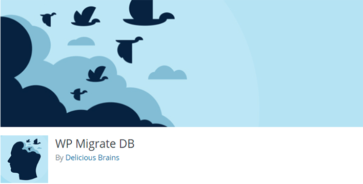 Wp migrate db plugin wordpress migration clone sauvegarde