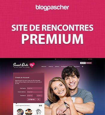Création De Site De Rencontre – Premium