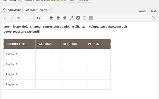 konten-template-paste
