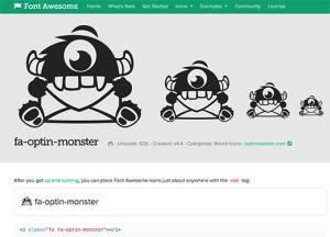 Fa optinmonster blogpascher - Divi font awesome ...
