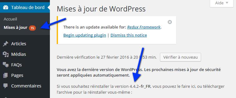 bffe5c5d6227d7 Jeśli okaże się, że Twój blog nie jest aktualny, przed aktualizacją  powinieneś wykonać kopię zapasową swojego bloga. Jeśli coś nie działa,  możesz wrócić.