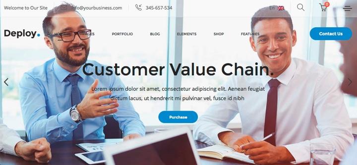 deploy-theme-wordpress-pour-agence-web