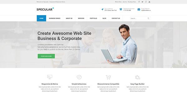 5-tema-wordpress-untuk-membuat-a-situs-web-gundukan-perusahaan-keuangan-specular-blogpascher