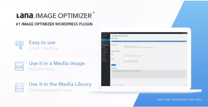 Lana image optimizer for wordpress plugin