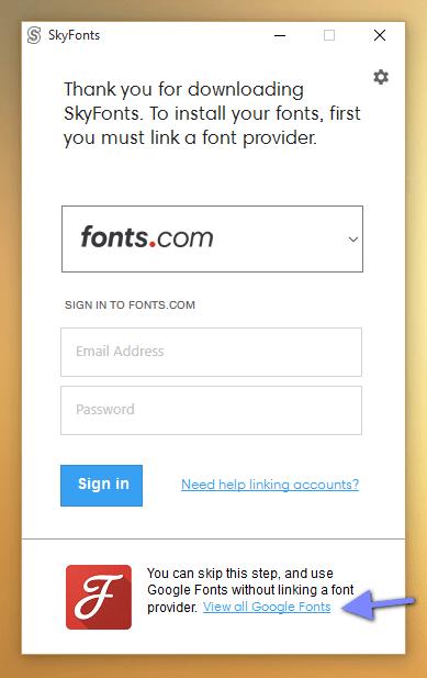 Comment installer rapidement des polices sur votre ordinateur blogpascher - Installer google sur le bureau ...