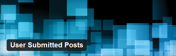 user-submitted-posts plugin WordPress
