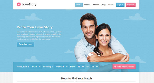 сайт знакомств веба