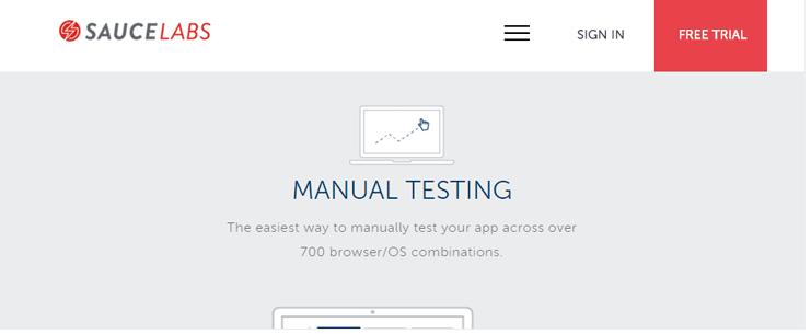 Sauce-labs outil de test pour site web