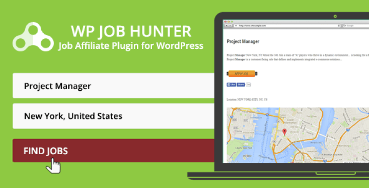 meilleurs plugins WordPress - WP Job Hunter