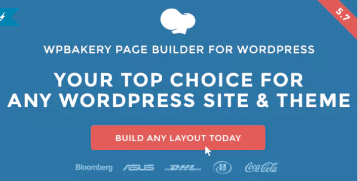 plugins WordPress recommandés - Wpbakery page builder for wordpress