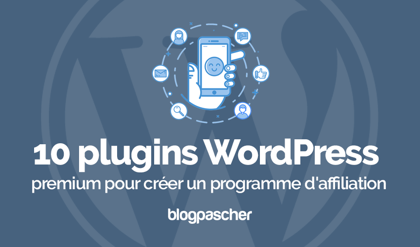 Plugin Wordpress Créer Programme Affiliation