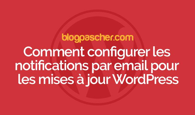 Cómo configurar las notificaciones de correo electrónico para las ...