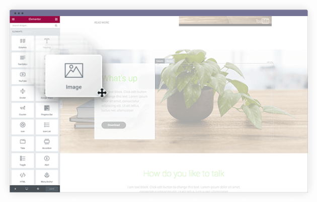 DragDropDesign-interface plugin