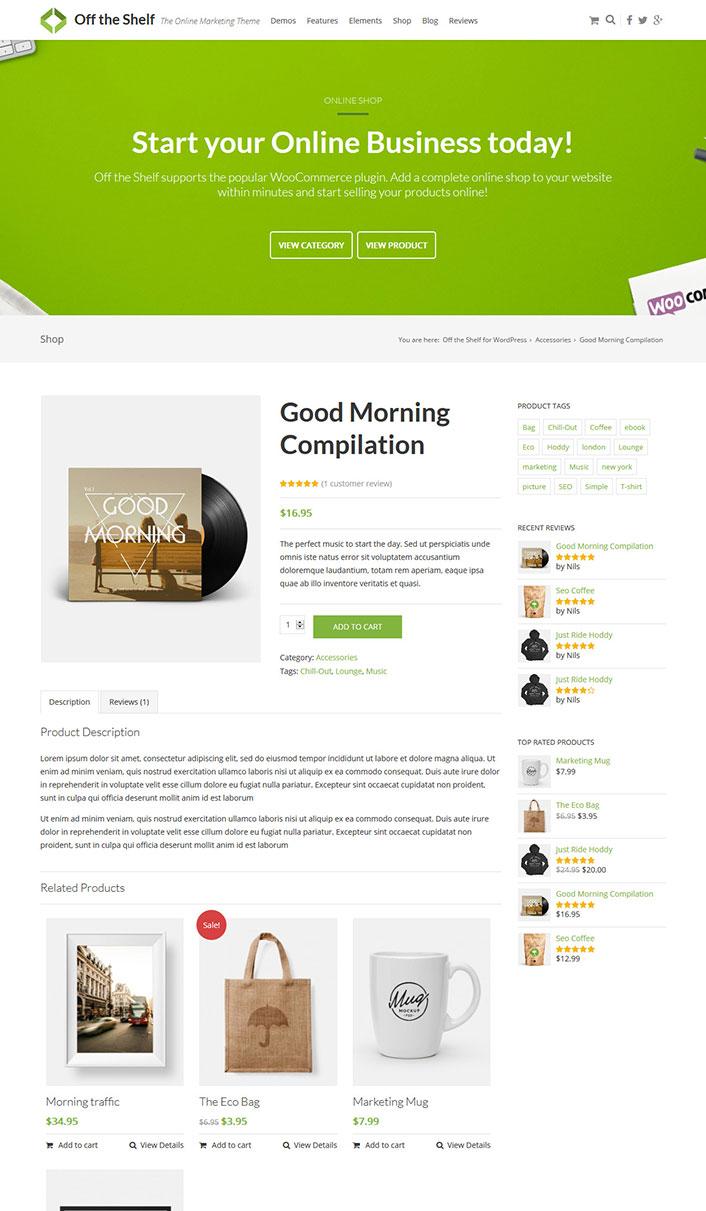 Moderno Reanudar Sitio Web Wordpress Colección de Imágenes - Ejemplo ...
