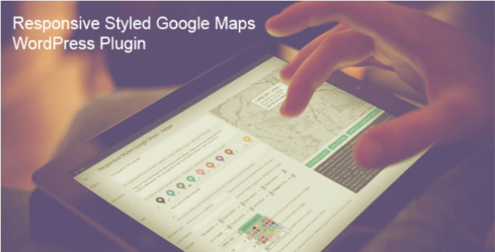 Duyarlı tarzdaki google maps wordpress eklentisi
