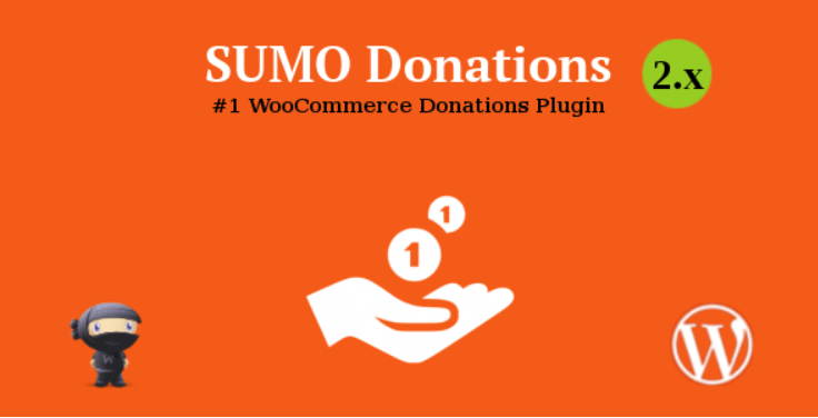 meilleurs plugins WordPress - Sumo donations