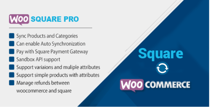 Woosquare pro square for woocommerce
