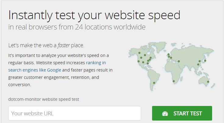 dotcom-tools outil de test de performance d'un site web