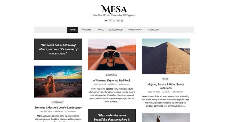 Cómo crear un blog de viajes con WordPress | BlogPasCher