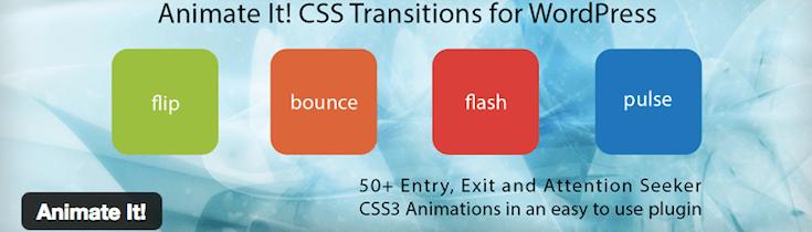 Cómo crear hermosas transiciones de páginas en WordPress | BlogPasCher