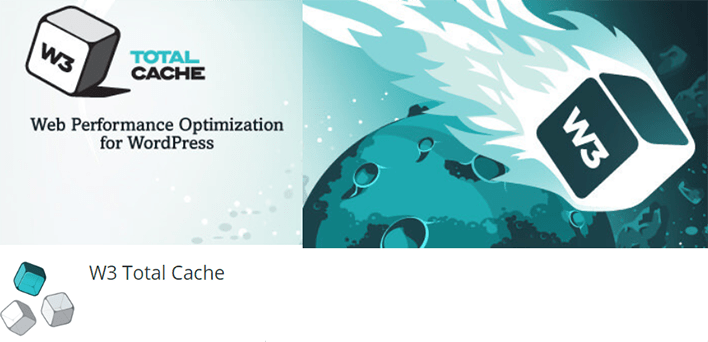 W3 total cache plugin wordpress optimiser blog