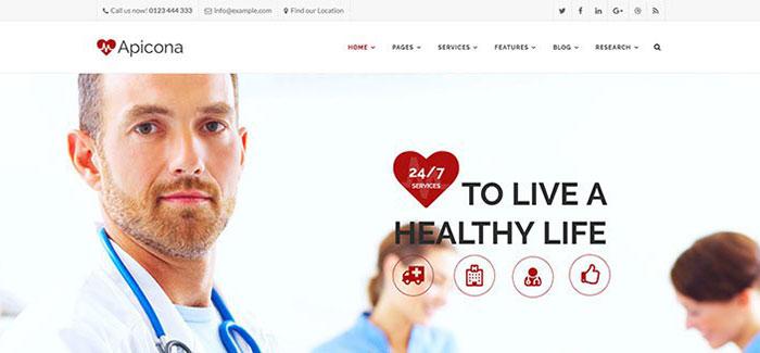 apicona-Care-Clinic-10-themes-wordpress-cabinet-dentaire-blogpascher