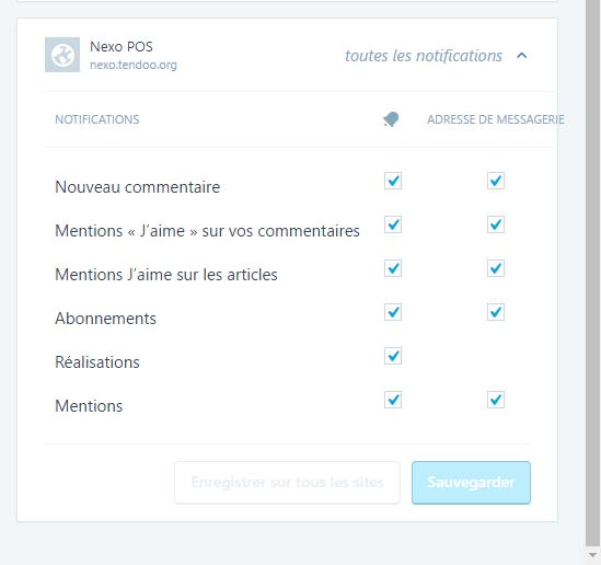 Cómo WordPress com recibir notificaciones en su ordenador