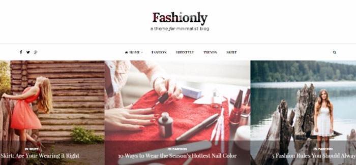 fashionly-10-temas-wordpress-Dedicado-a-la-mode-blogpascher