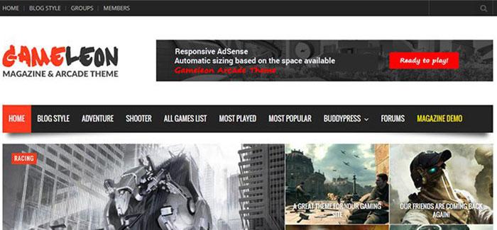 gameleon-10-themes-wordpress-site-web-jeux-video-blogpascher
