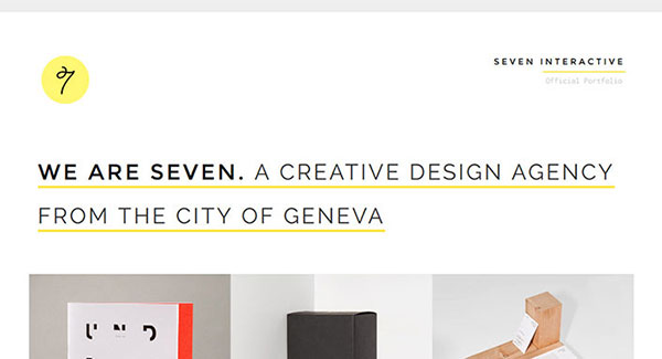 10 temas de WordPress para la agencia creativa | BlogPasCher